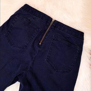 J.Crew Dannie twill skinny pants